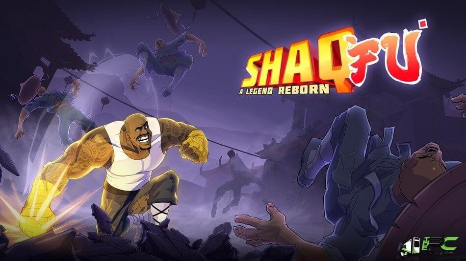Shaq Fu A Legend Reborn pc free download