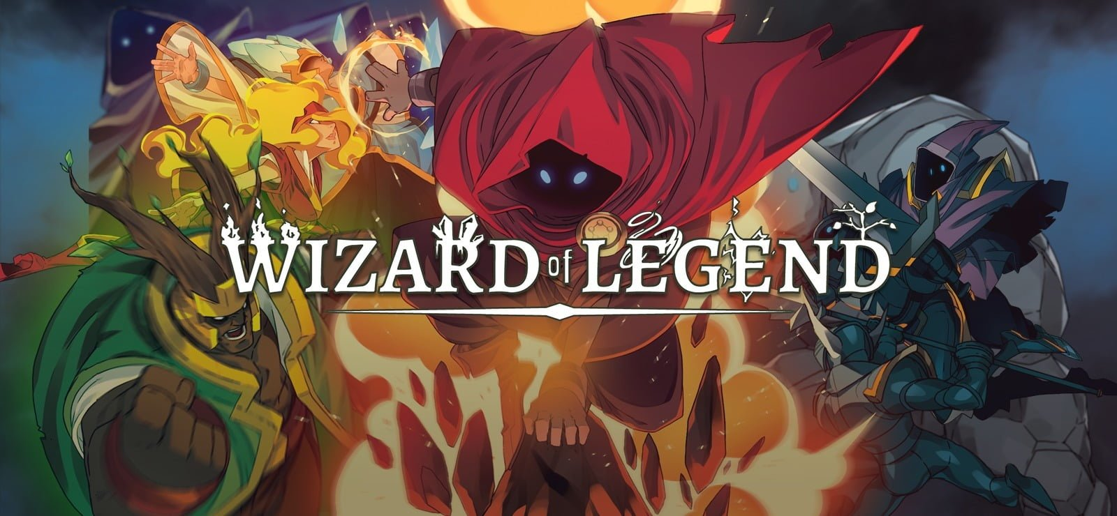 Wizard of Legend download