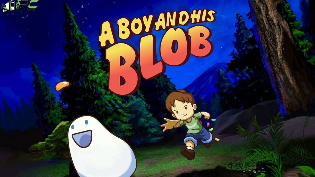 A Boy And His Blob download