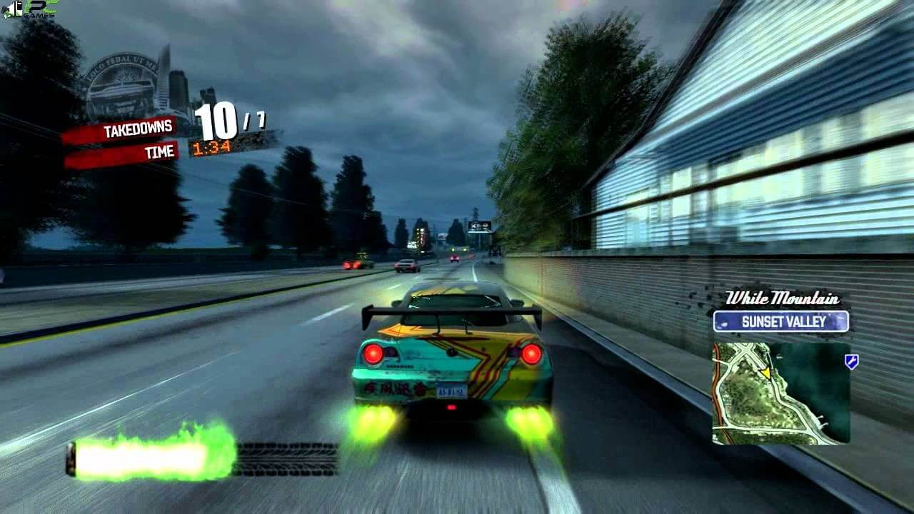 Burnout Paradise The Ultimate Box v20171009 Highly