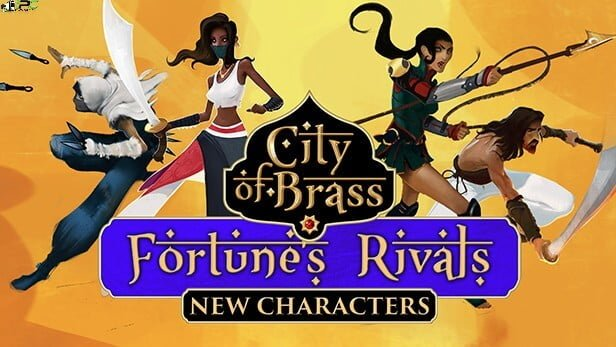 City of Brass Free Download