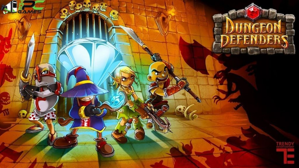 Dungeon Defenders The Tavern game free download