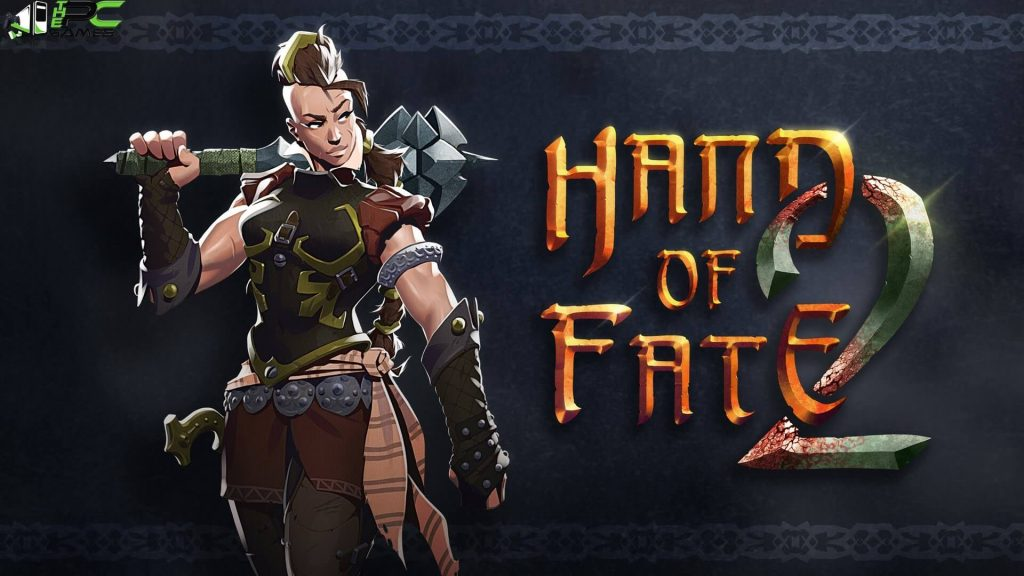 Hand of Fate 2 game