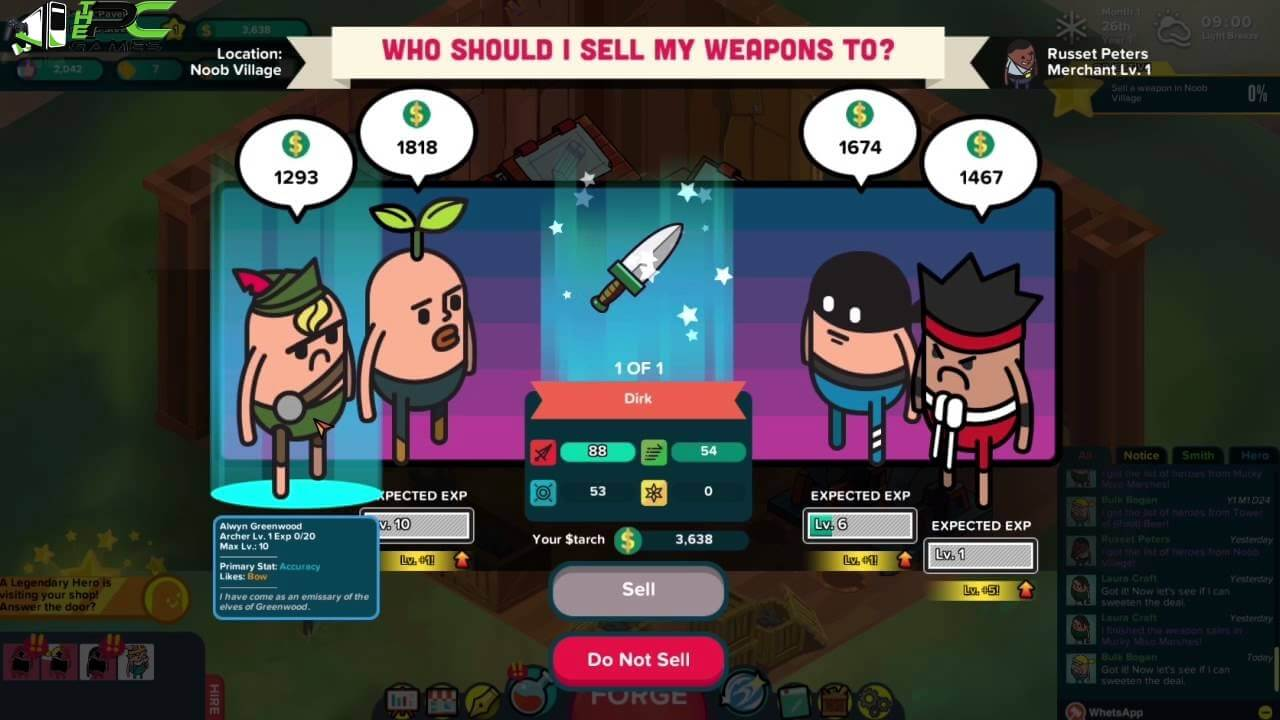 Holy potatoes a weapon shop download