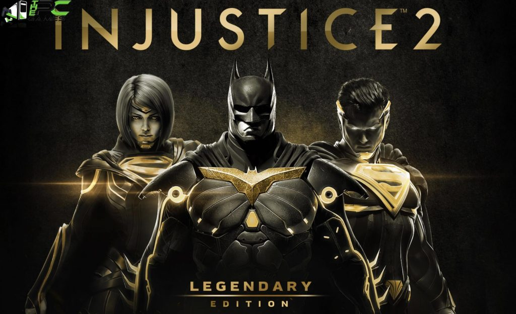 Injustice 2 Legendary Edition free download