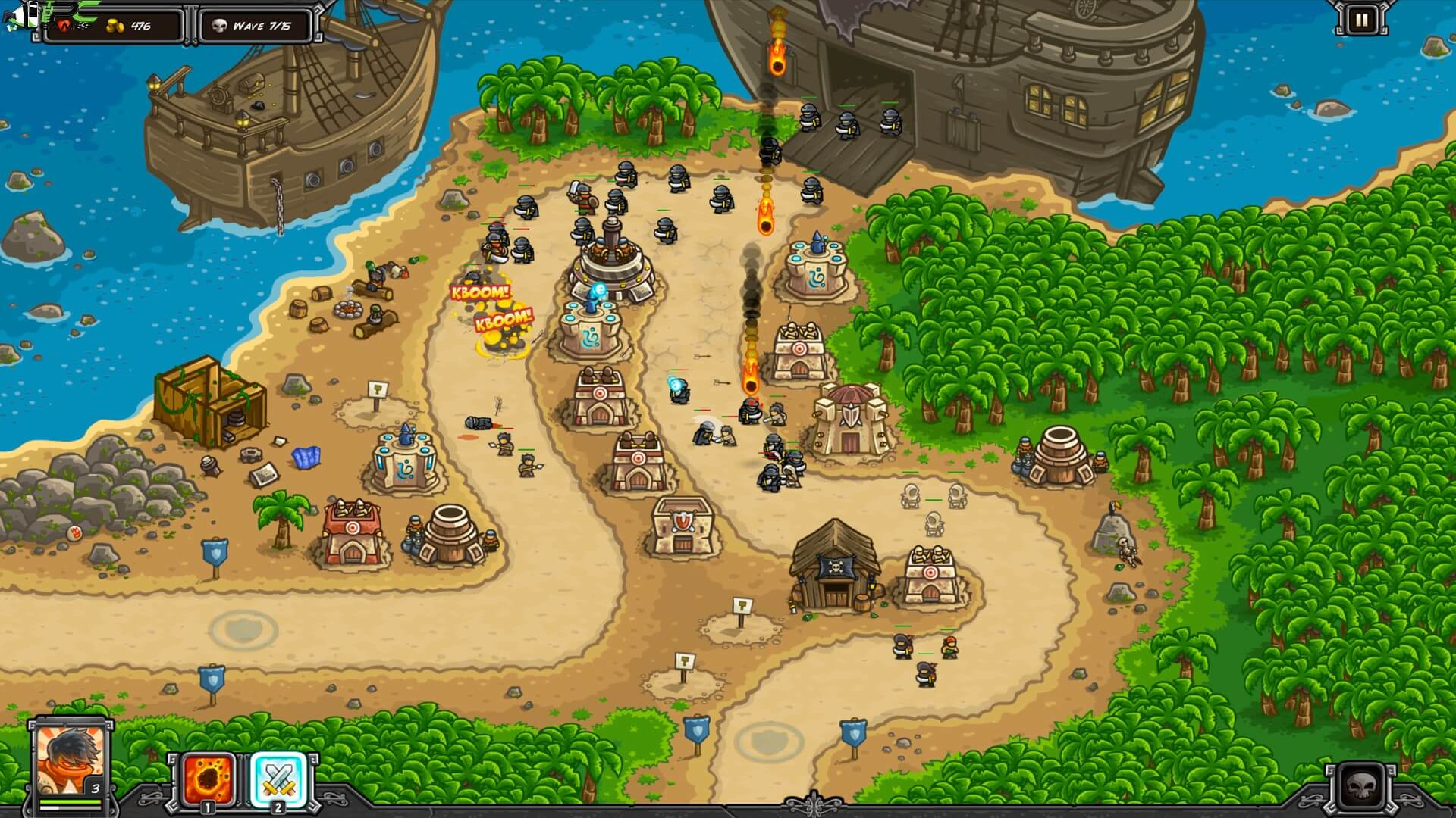 Kingdom Rush Frontiers Pc Game Free Download