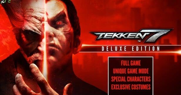 TEKKEN 7 Digital Deluxe Edition Free Download