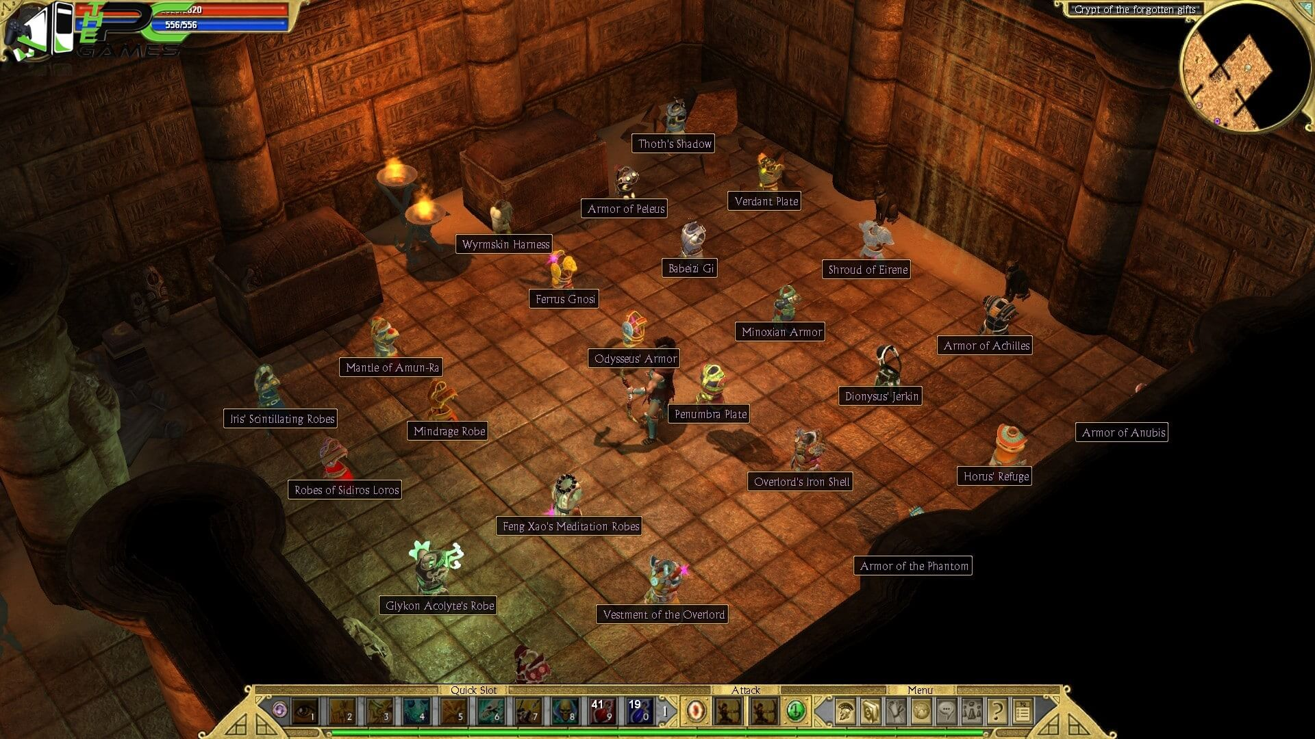 Titan Quest Anniversary Edition Ragnarok Pc Game Free Download