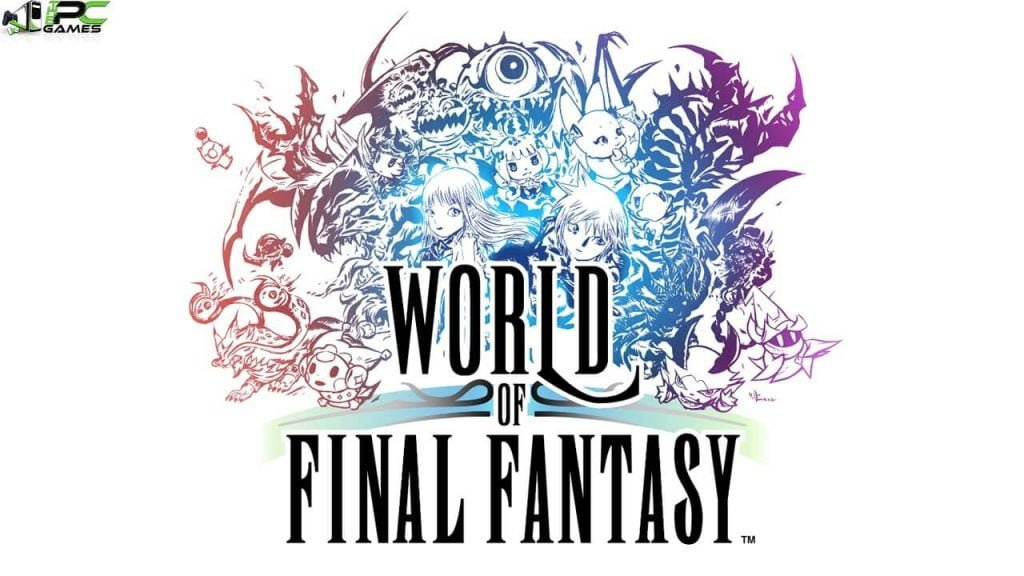 World of Final Fantasy Day One Edition free download