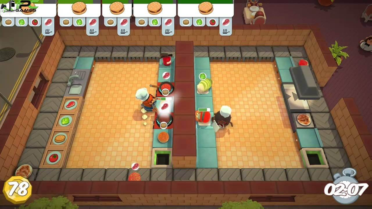 overcooked 2 free download pc