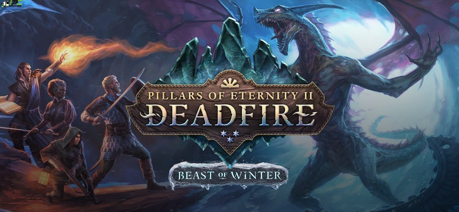 Pillars of Eternity 2 Deadfire Beast of Winter Free Download
