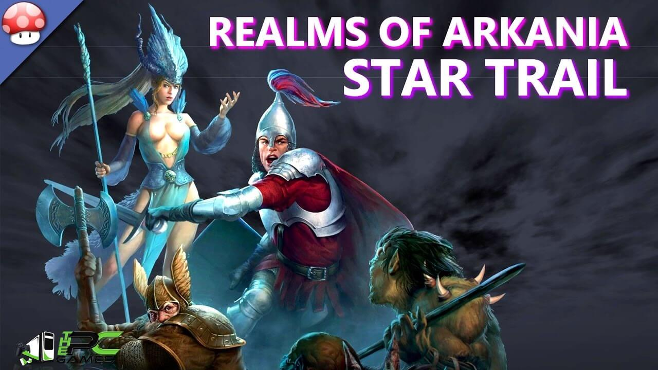 Realms of Arkania Star Trail screenshot 02