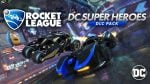 Rocket League DC Super Heroes Free Download