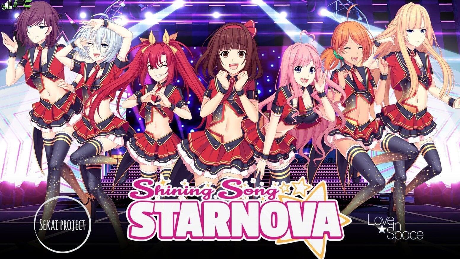 Shining Song Starnova Free Download