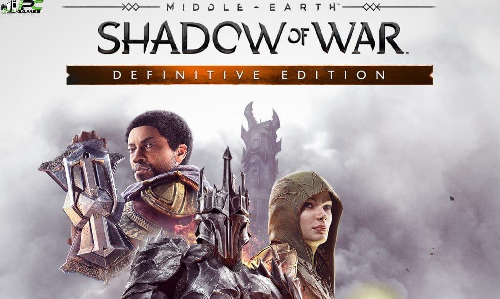 Middle-earth Shadow of War Definitive Edition Free Download