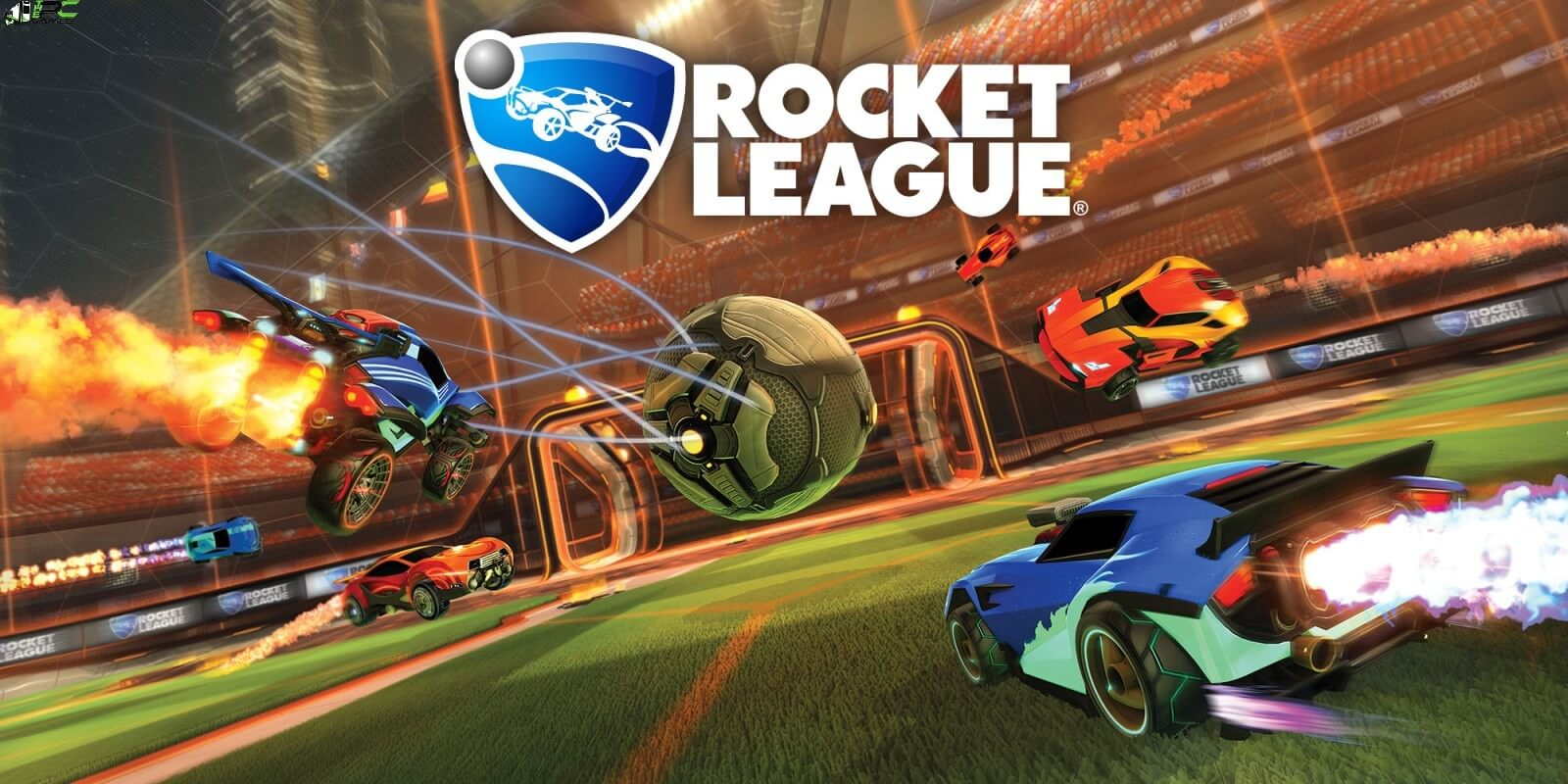 Rocket League v1.53 Free Download