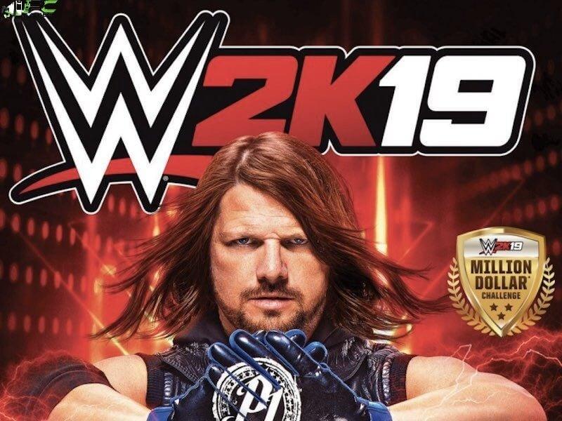 WWE 2K19 Free Download
