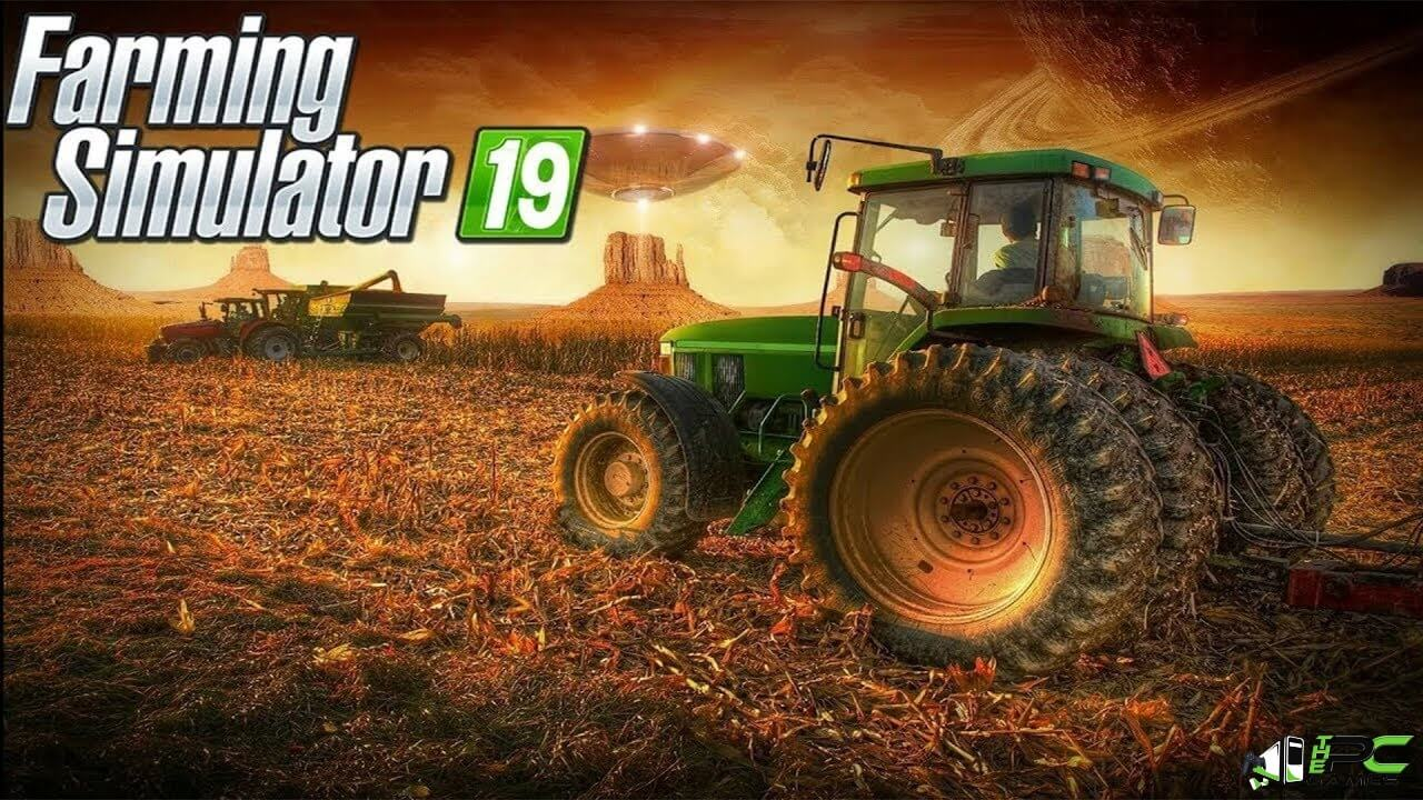 Farming Simulator 19 pc game free