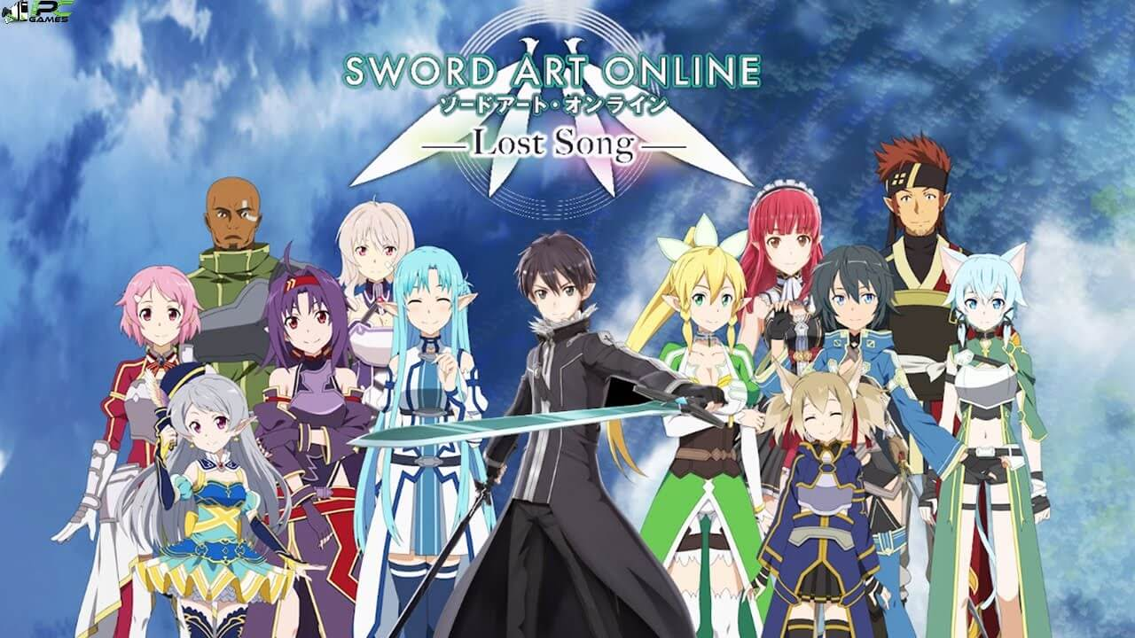 Sword Art Online Lost Song Free Download