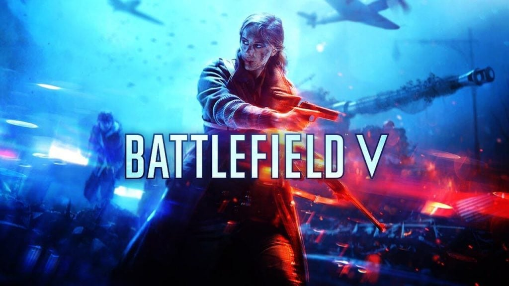 Battlefield V (Battlefield 5) PC Game Free Download