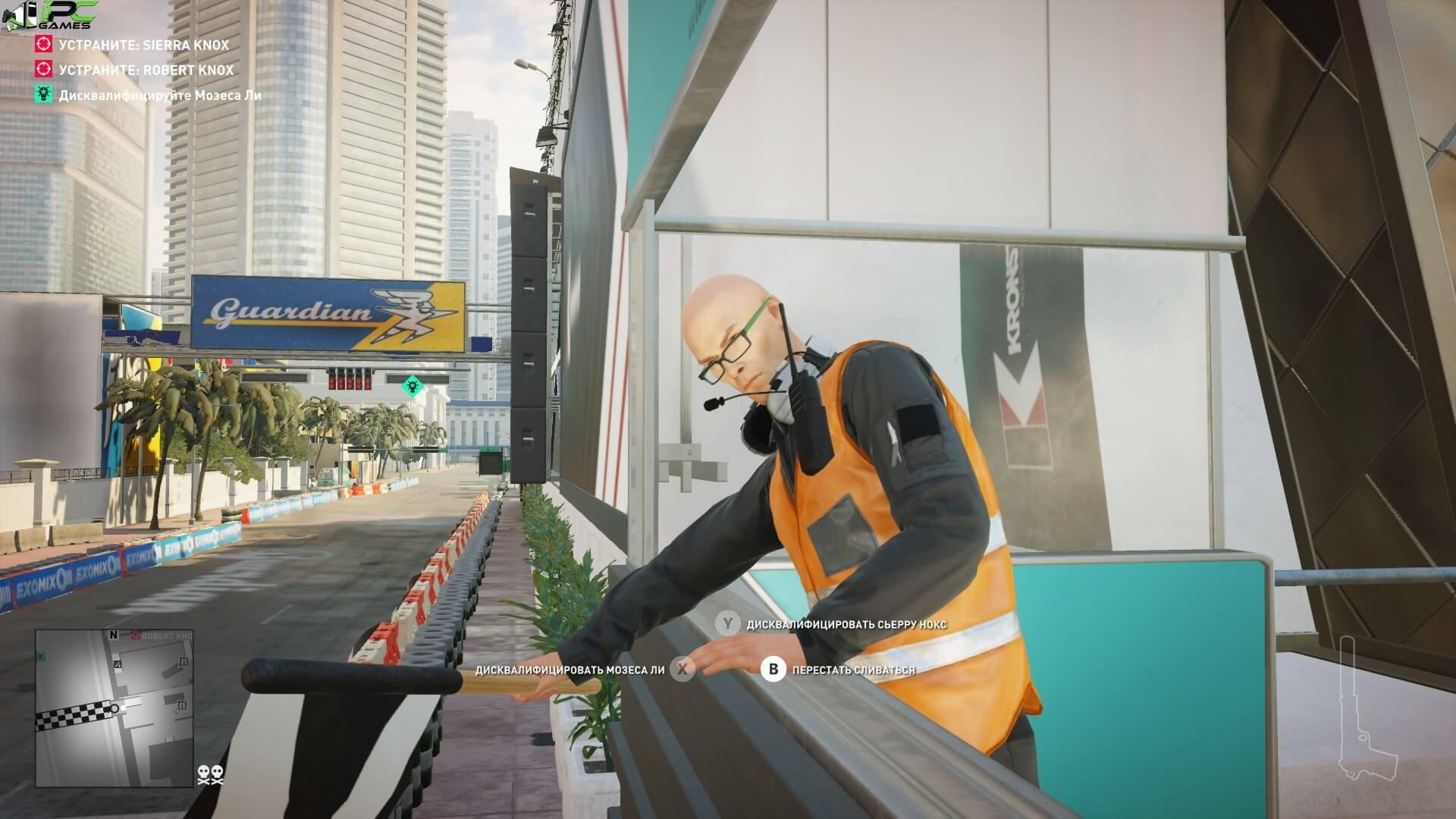 HITMAN 2 PC Game [MULTi11] Free Download