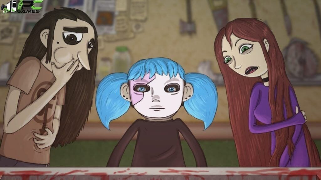 Sally Face pc free download