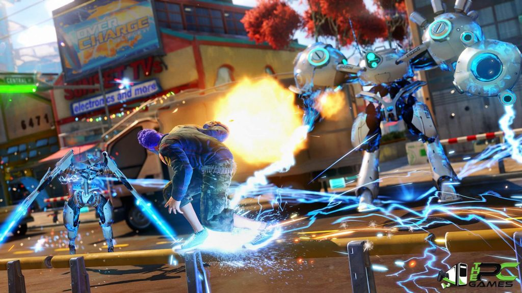 Sunset Overdrive download free