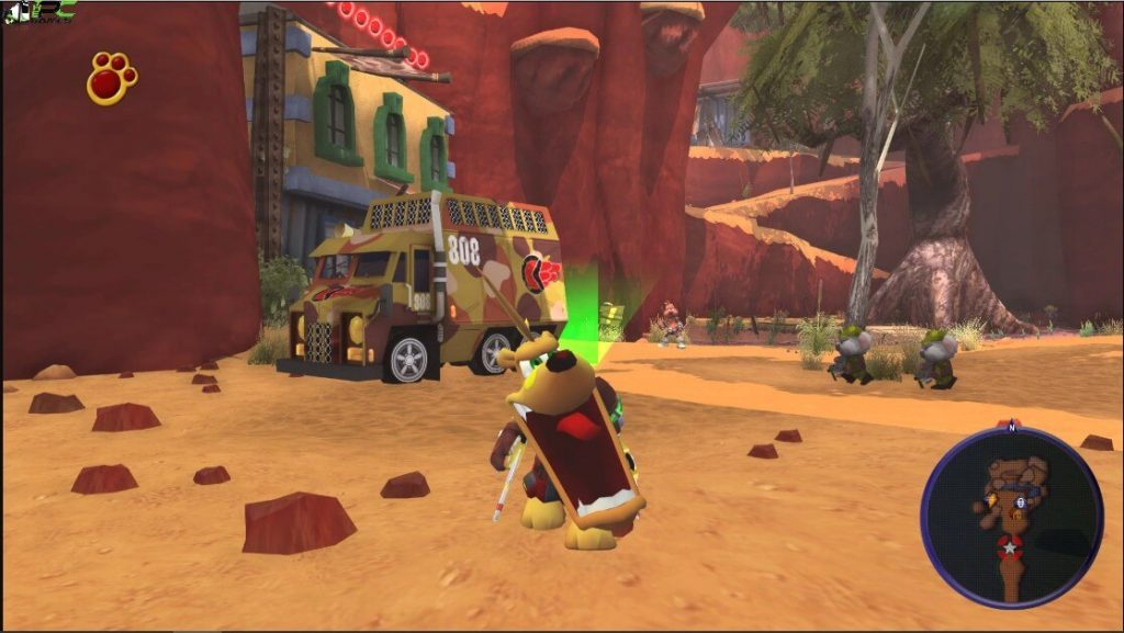 TY the Tasmanian Tiger 3 Free Download