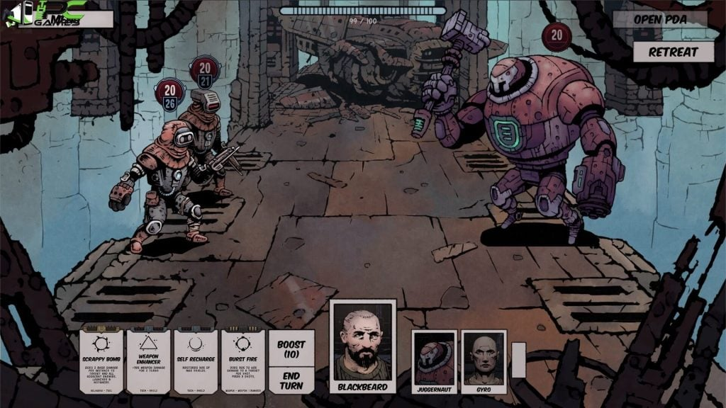 Deep Sky Derelicts pc game free download