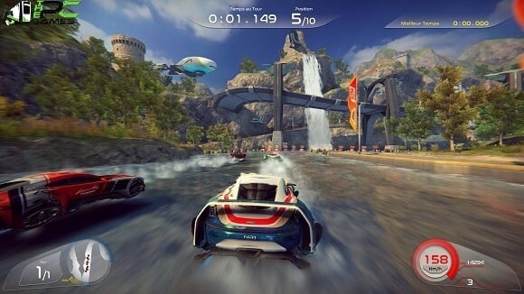 Rise Race The Future download free