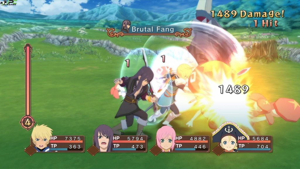 Tales of Vesperia Definitive Edition Free Download