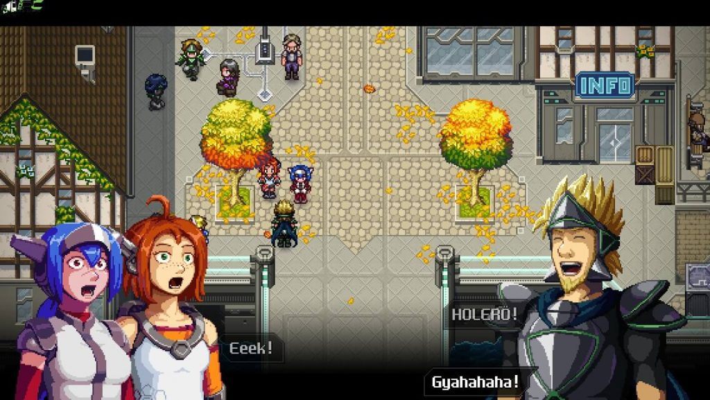 CrossCode PC Game Free Download