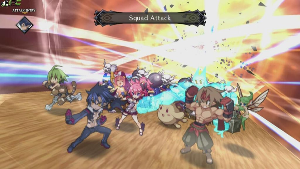 Disgaea 5 Free Download