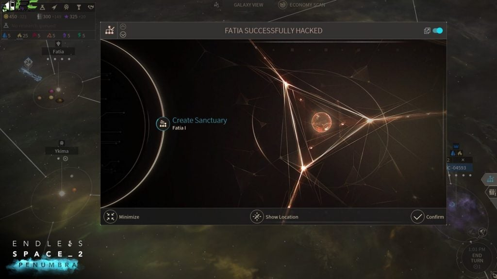Endless Space 2 Penumbra Free Download