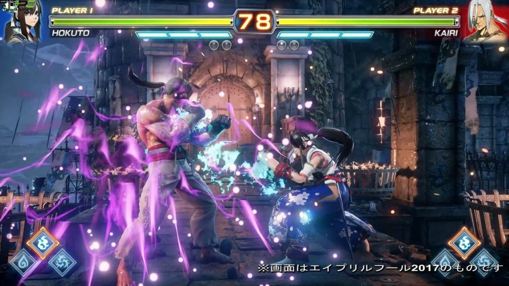FIGHTING EX LAYER Free Download