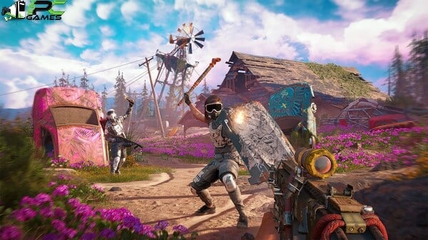 Far Cry New Dawn game free download
