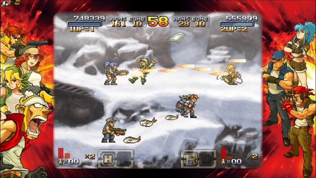 METAL SLUG XX Free Download