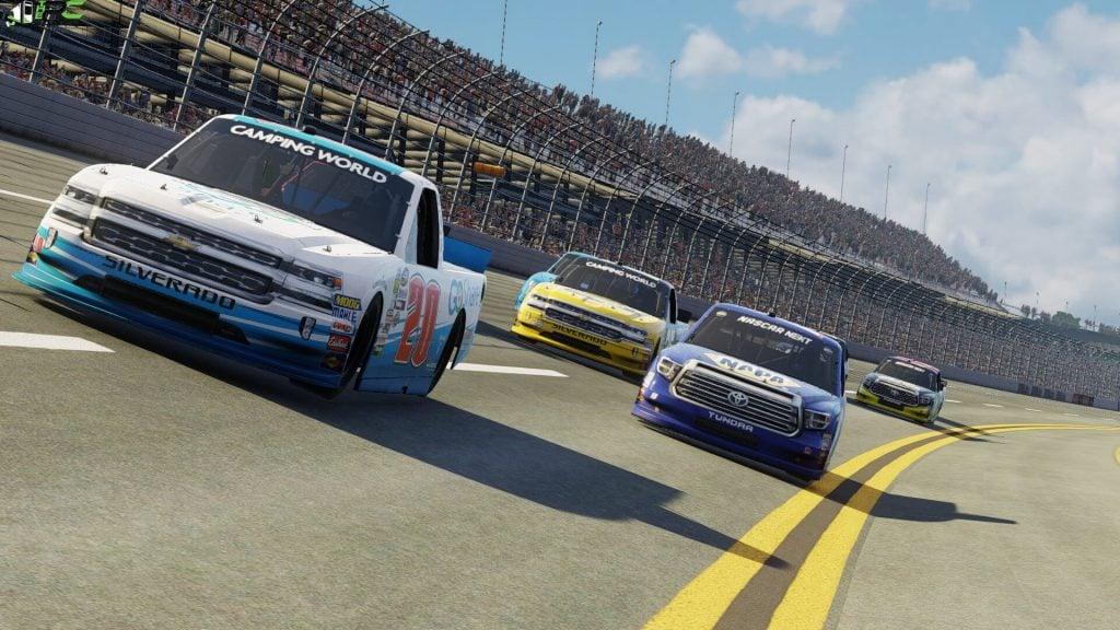 NASCAR Heat 3 2019 Season Free Download