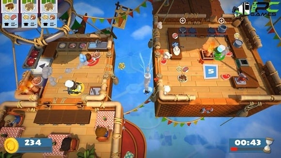 Overcooked 2 game free download