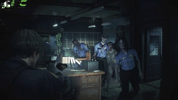 Resident Evil 2 Deluxe Edition game download free