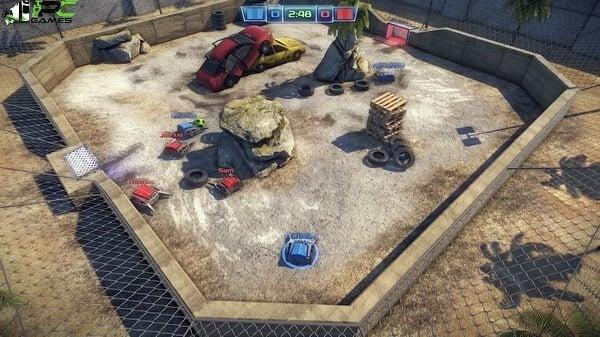 Robot Soccer Challenge pc game free