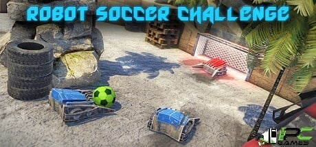 Robot Soccer Challenge pc game free