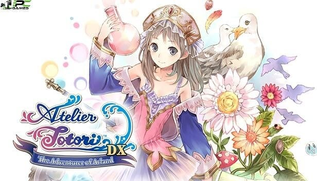 Atelier Totori The Adventurer of Arland DX Free Download