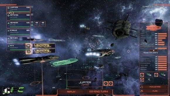 Battlestar Galactica Deadlock Sin download