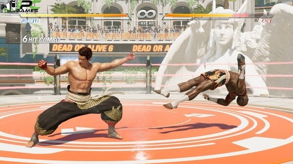 Dead or Alive 6 game free download