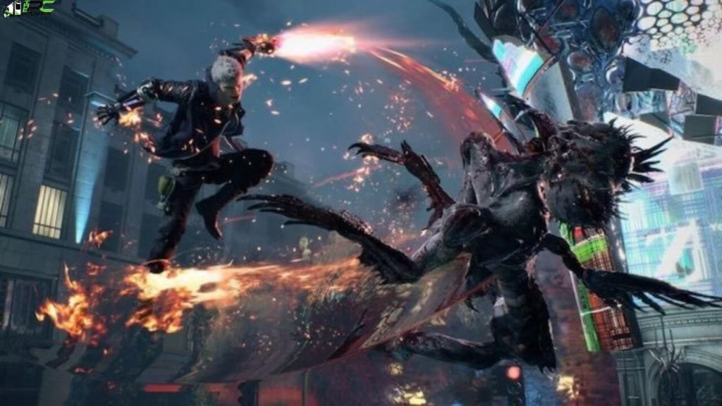 Devil May Cry 5 Deluxe Edition Free Download
