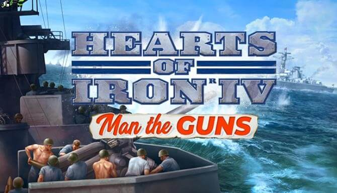 Hearts of Iron IV Man the Guns Free Download