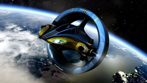 Orbital Racer download