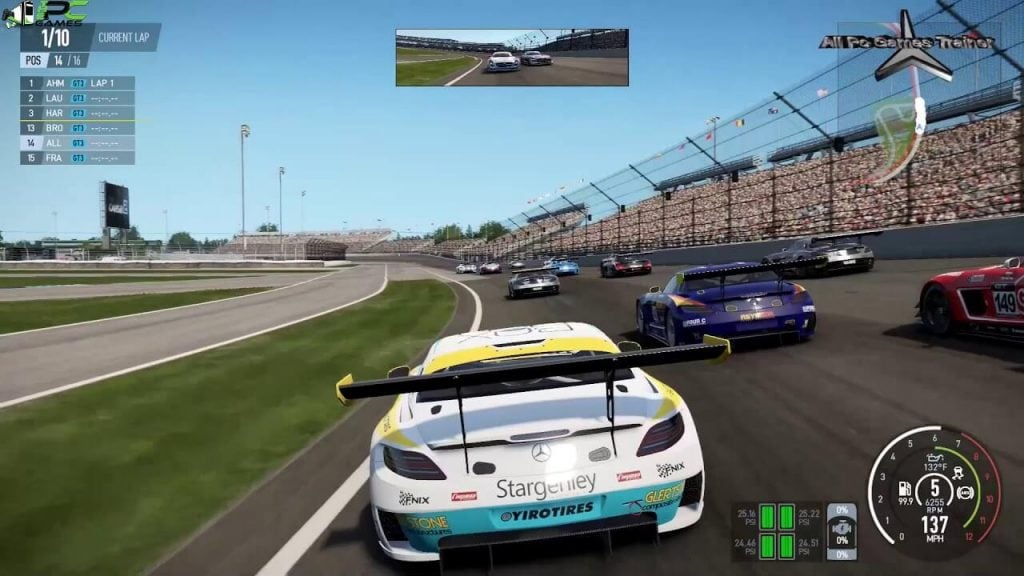 Project CARS 2 Spirit of Le Mans Free Download