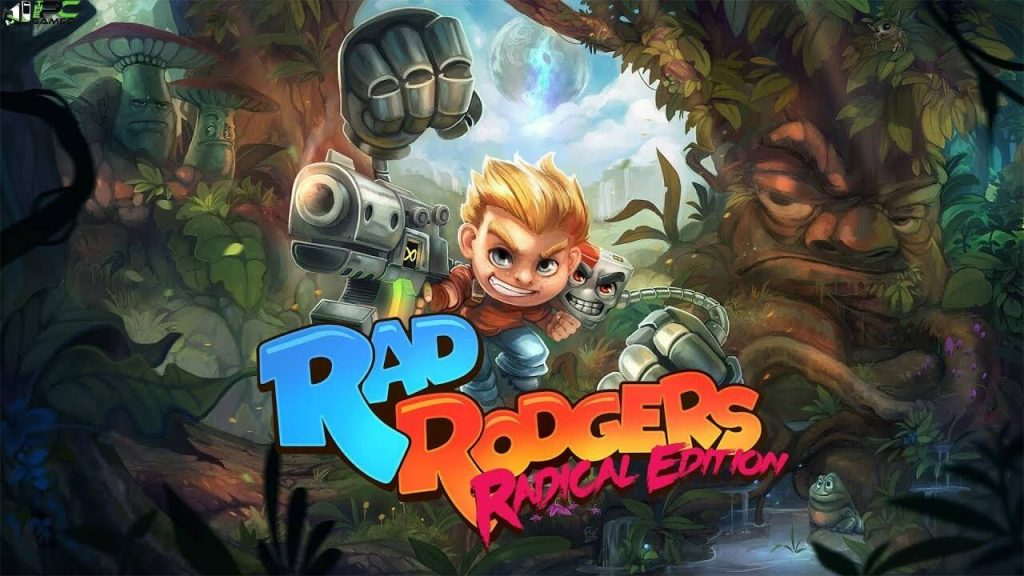 Rad Rodgers Radical Edition PC Game Free Download